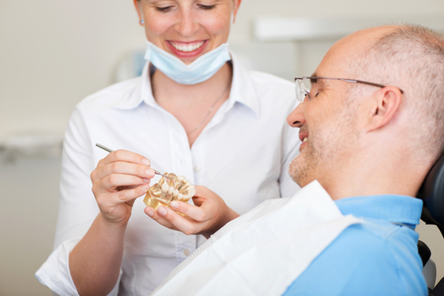 Patients need to feel at ease at the dentist's.