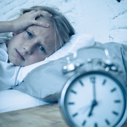Is Your Child Having Trouble Staying Asleep?