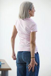 Leg pain is a common symptom of sciatica.