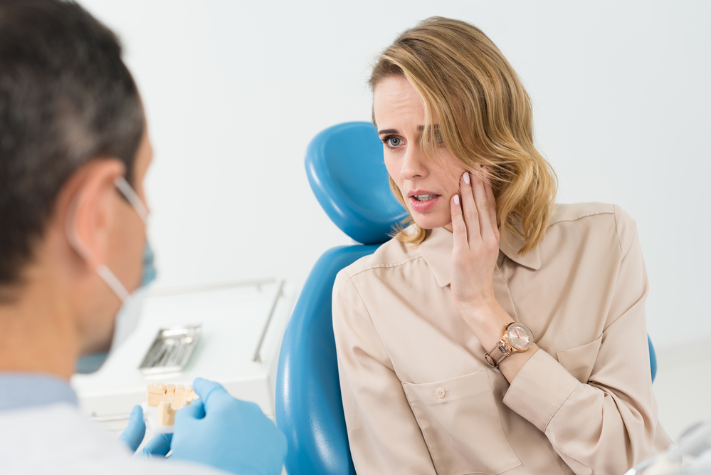 urgent care for toothache
