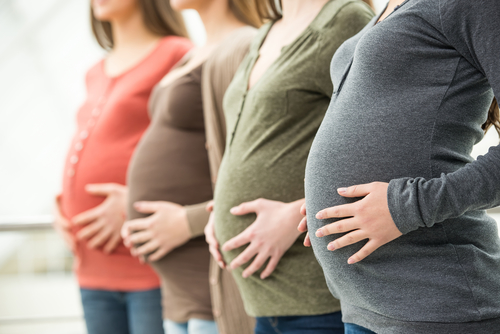 Being pregnant requires extra care and attention