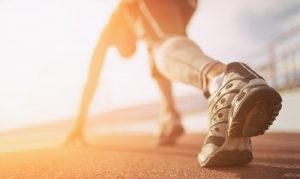 Sports therapy can help sustain optimal performance.