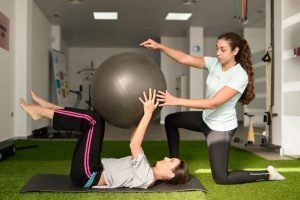 There are many exercises and stretches your physical therapist can recommend for your specific condition.